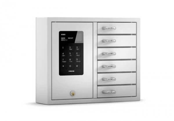 Keybox System 9006 S mit USB Connector