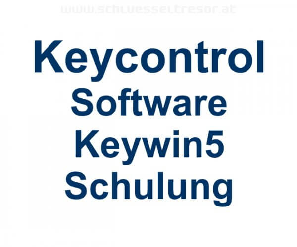 Keycontrol Software Schulung KeyWin5