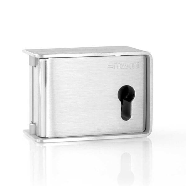 Schlüsseldepot 221 Edelstahl V2A für Profilzylinder vorgerichtet