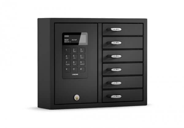 Keybox System 9006 S Edelstahl