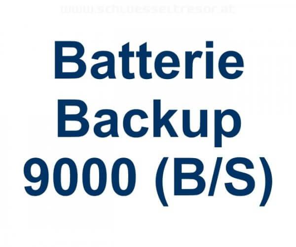 Batterie Backup 9000 (B/S)