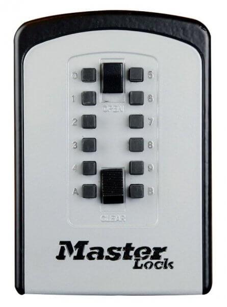M5412 Push Button Schlüsselbox