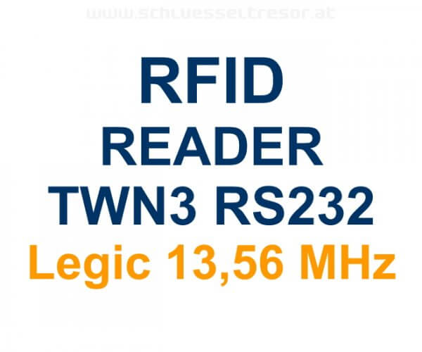 RFID Reader TWN LEGIC RS232