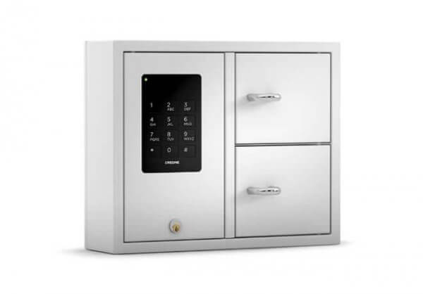 Keybox Basic 9002 B mit Batteriebackup