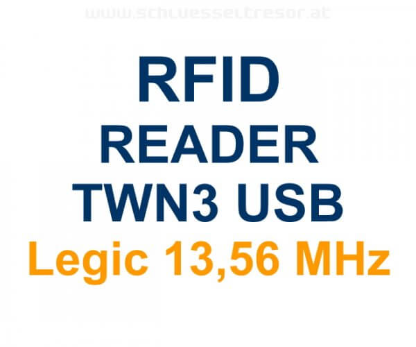 RFID Reader TWN LEGIC USB Desktop