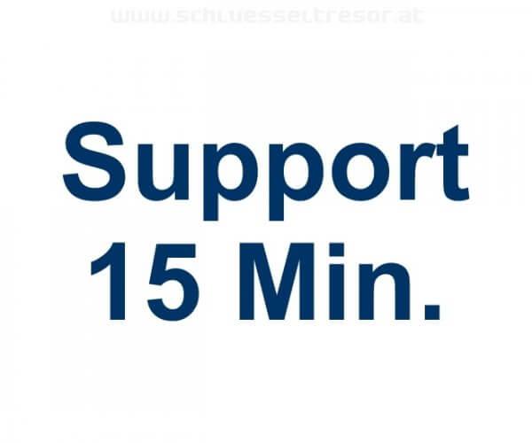 Hotline - Support Telefonat 15 Minuten