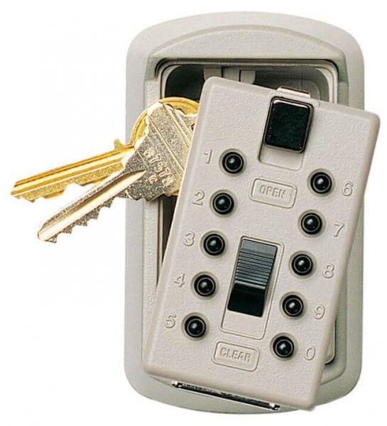 Supra KeySafe S6 Schlüsselsafe Beige
