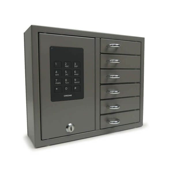Keybox Basic 9006 B Grau
