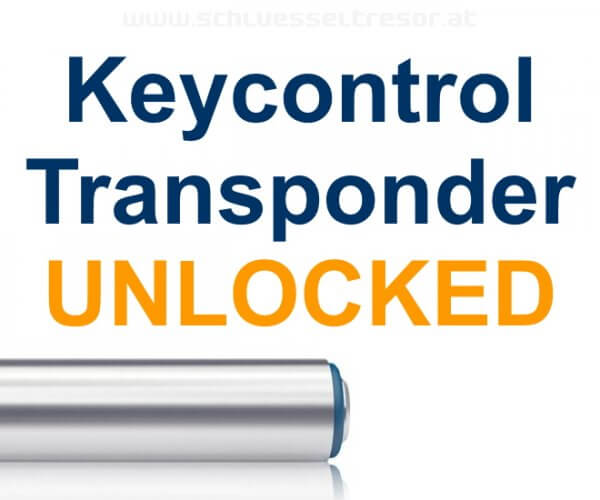 Keycontrol Schlüssel-Transponder Set zu 14 Stück