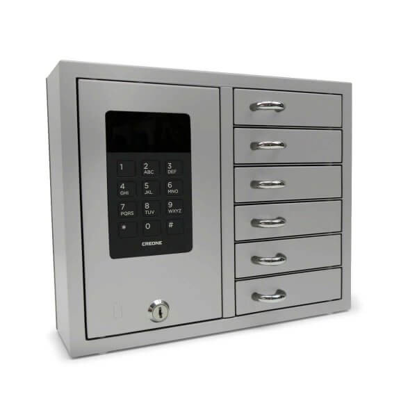 Keybox System 9006 S Silber