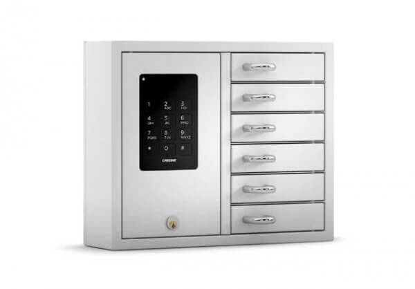 Keybox Basic 9006 B mit Batteriebackup