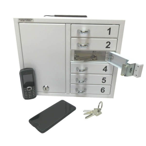 KeyBox GSM/3G Call-to-open 6C