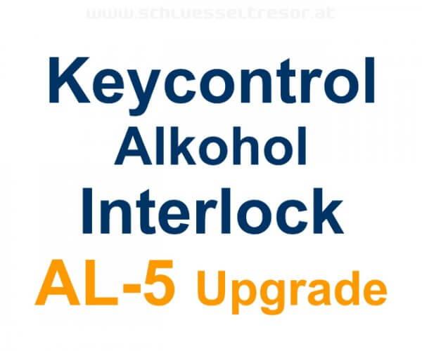 AL-5 Alkohol Interlock Nachrüstsatz für Keycontrol