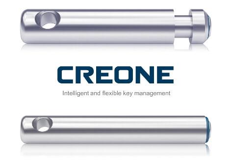 Creone KeyPeg locked und unlocked